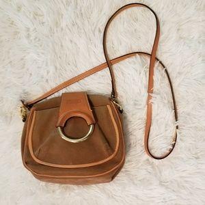 Brics brown crossbody purse!